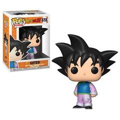 Animation Series - #618 - Goten (Dragon Ball Z)