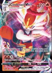 Cinderace VMAX - 036/192 - Ultra Rare