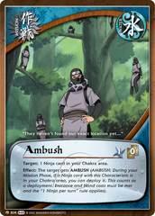 Ambush - M-808 - Common - 1st Edition - Foil