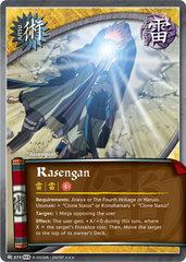 Rasengan - J-879 - Super Rare - 1st Edition - Foil