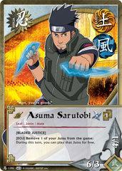 Asuma Sarutobi - N-1282 -  - Unlimited Edition - Foil