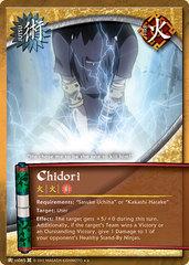 Chidori - J-US065 -  - Unlimited Edition - Foil
