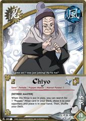 Chiyo - N-488 -  - Unlimited Edition - Foil