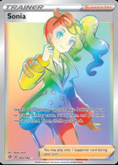 Sonia - 203/192 - Secret Rare