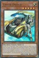 Union Driver - ETCO-EN034 - Ultra Rare - 1st Edition