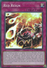 Red Reign - ETCO-EN074 - Super Rare - 1st Edition