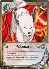 Akamaru - N-1375 - Common - 1st Edition - Foil