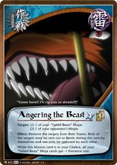 Angering the Beast - M-872 - Rare - Unlimited Edition