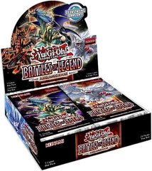 Battles of Legend: Armageddon Booster Box
