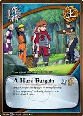 A Hard Bargain - M-946 - Rare - Unlimited Edition