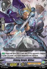 Shining Knight, Millius - V-TD11/010EN (Regular)