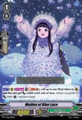 Maiden of Blue Lace - V-TD12/007EN - TD