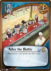 After the Battle - M-777 - Rare - Unlimited Edition - Foil
