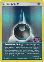 Darkness Energy - 94/110 - Rare - Reverse Holo