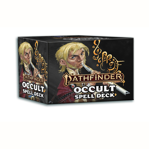Pathfinder Second Edition Spell Cards: Occult