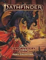 Pathfinder Second Edition Gamemastery Guide NPC Pawn Collection