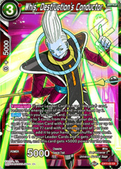 Whis, Destruction's Conductor - EX11-03 - EX