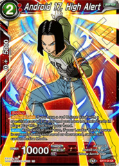 Android 17, High Alert - EX11-05 - EX