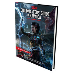 Guildmasters' Guide to Ravnica (HC Book)