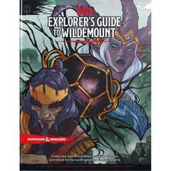 Explorer's Guide to Wildemount (HC Book)