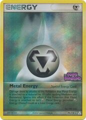 Metal Energy - 95/110 - Rare - Reverse Holo