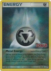 Metal Energy - 88/108 - Rare - Reverse Holo