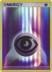 Psychic Energy - 2007 Unnumbered - Reverse Holo