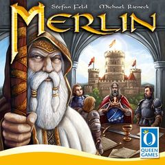 Merlin -  Signed by Stefan Feld!