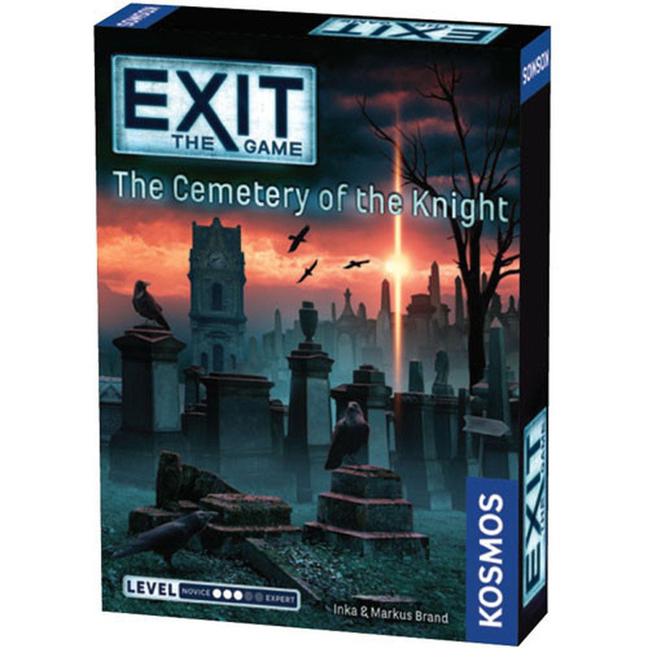 EXIT: The Cemetary of the Knight