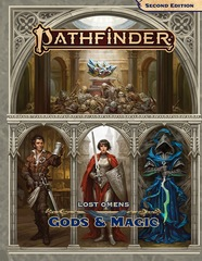 Pathfinder RPG Second Edition: Pathfinder Lost Omens Gods & Magic
