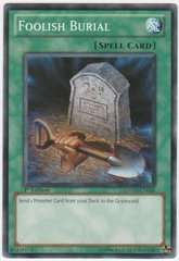 Foolish Burial - SDMA-EN026 - Common - 1st Edition on Channel Fireball