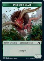 Dinosaur Beast Token