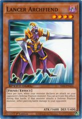 Lancer Archfiend - SS05-ENA16 - Common - 1st Edition