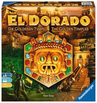 The Quest for El Dorado The Golden Temples