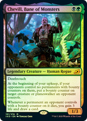 Chevill, Bane of Monsters - Foil - Prerelease Promo