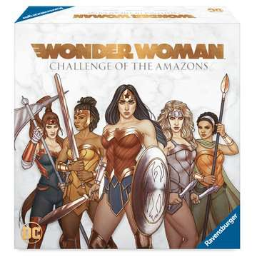 Wonder Woman™: Challenge of the Amazons