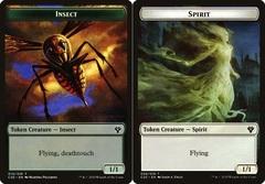 Insect Token (013) // Spirit Token
