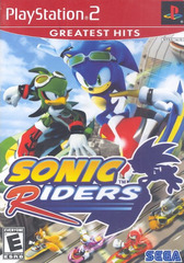 Sonic Riders [Greatest Hits]