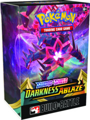 Sword & Shield - Darkness Ablaze Prerelease Kit x1