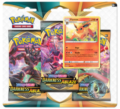 Sword & Shield - Darkness Ablaze 3 Pack Blister - Flareon