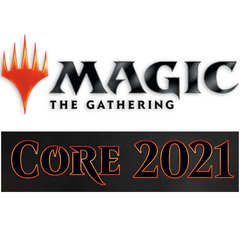 Core Set 2021 - Planeswalker Deck Display (10 Decks)