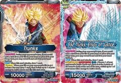 Trunks // SS2 Trunks, Envoy of Justice - BT10-031 - C - Foil