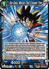 Son Goku, Warrior That Crossed Time - BT10-038 - C