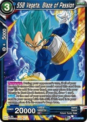 SSB Vegeta, Blaze of Passion - BT10-040 - UC - Foil
