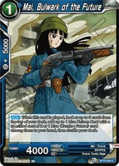 Mai, Bulwark of the Future - BT10-048 - C - Foil
