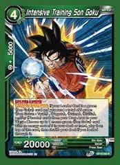 Intensive Training Son Goku - BT10-066 - R