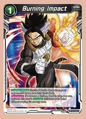 Burning Impact - BT10-142 -R