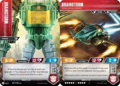 Brainstorm - Biomechanical Engineer