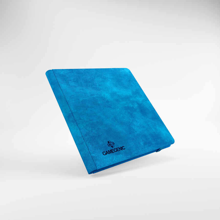 Gamegenic - Prime Album 24-Pocket - Blue