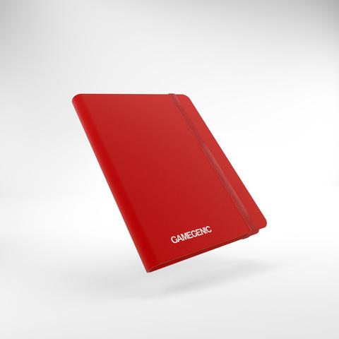 Gamegenic - Casual Album 18-Pocket - Red